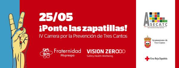 IV Carrera Prevención Tres Cantos