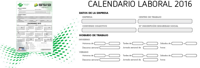 Seg Social Calendario Laboral.Calendario Laboral Y Festivos 2016 Fraternidad Muprespa