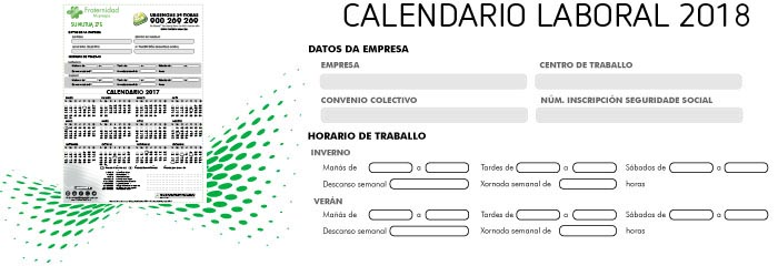 Calendario laboral y festivos 2018 fraternidad muprespa - Horario oficina seguridad social ...