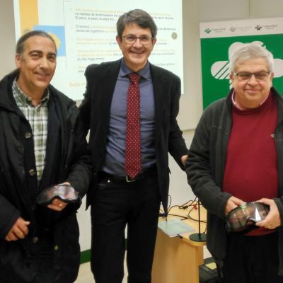 Fraternidad-Muprespa y STAC firman un acuerdo para la realización de talleres de Seguridad Vial