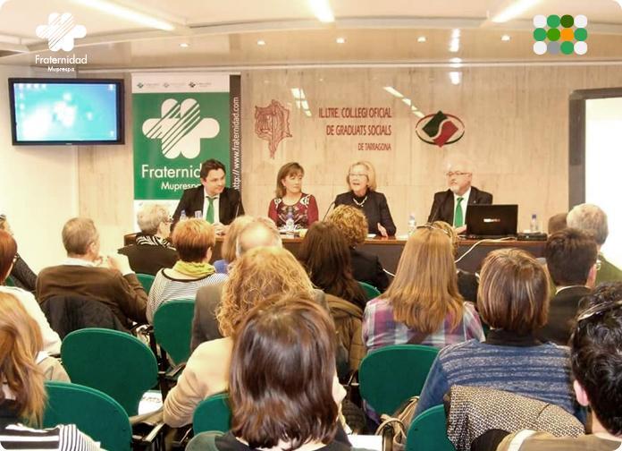 Fraternidad Muprespa Ha Celebrado En Tarragona Un Seminario Sobre