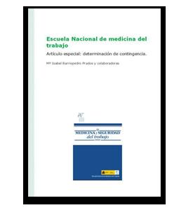 """""""Determinación de contingencia. Análisis de 15 casos con sentencia judicial año 2015"""""""