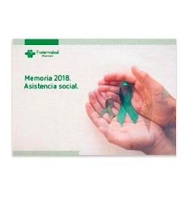 Memoria 2018 Asistencia Social